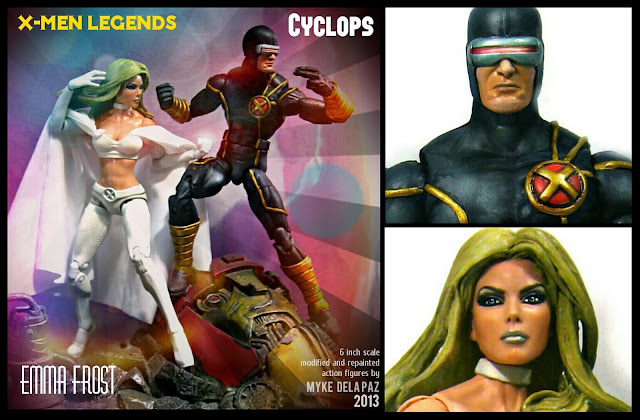 X Men Cyclops And Emma Frost Cyclops and Emma Frost...