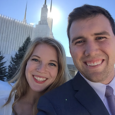 couple-smile-washington dc temple-mormon