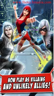 Spider Man Unlimited For PC