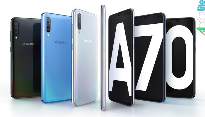 Resmi diluncurkan pada akhir kuartal pertama  Samsung Galaxy A70 : Harga Januari 2021, Spesifikasi, Review