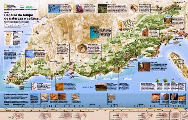 arrábida mapa Arrábida   Cápsula do tempo | anyforms design Blog arrábida mapa