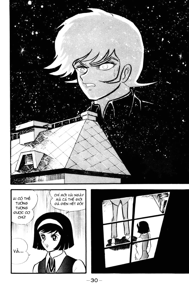 DevilMan chapter 22.1 trang 25