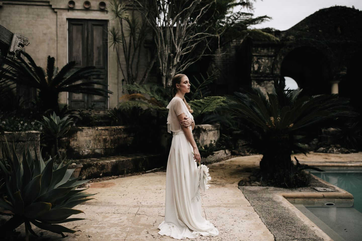 megan kelly photographer wedding dress gown bride australian designer