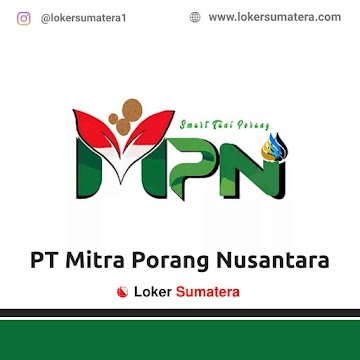 Lowongan Kerja Pekanbaru: PT Mitra Porang Nusantara Juni 2021
