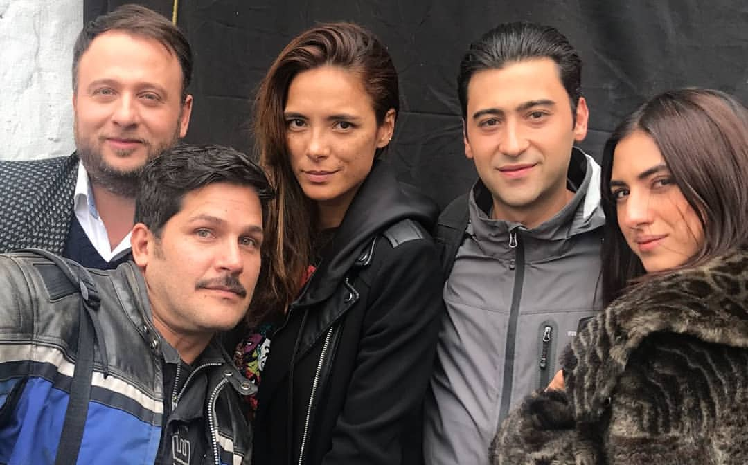 Roberto Cano Fans Detras De Camara La Ley Secreta