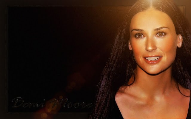 Best Demi Moore Latest HD Wallpaper Collection,images gallery