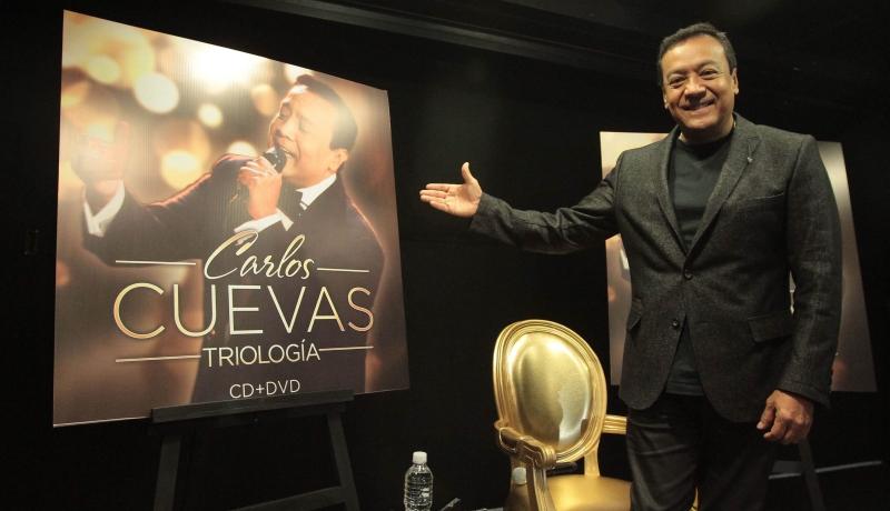 Trilogia Carlos Cuevas