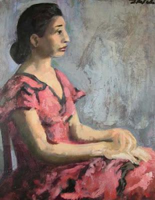 Majorcan Woman, Jean Bellette