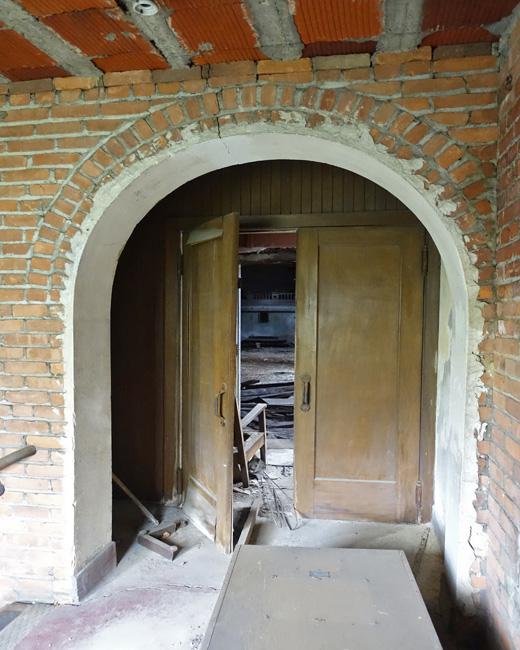 Abandoned Newburgh Masonic Temple in Cleveland Ohio