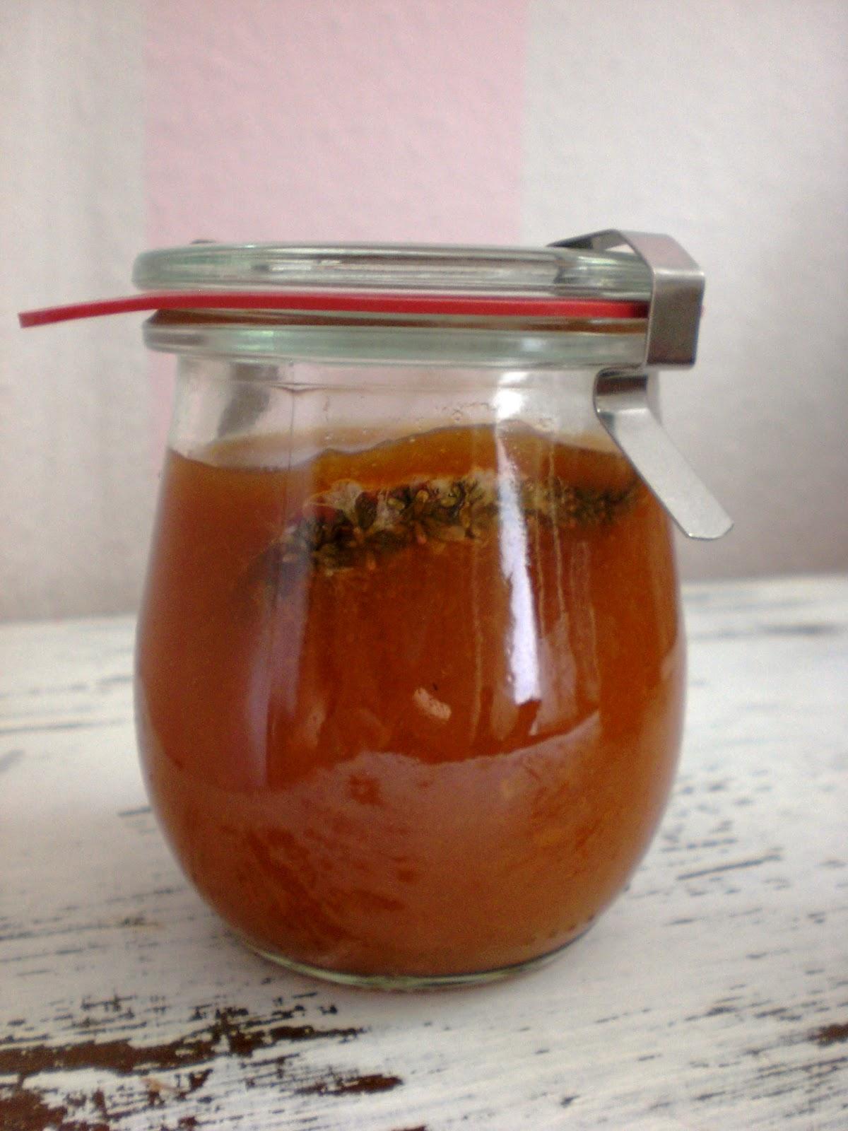 Nektarine Im Garten: Küchengeschenke: Aprikosenmarmelade