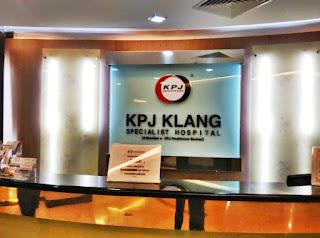 Jawatan Kosong Terkini 2015 di KPJ Klang Specialist Hospital http://mehkerja.blogspot.my/