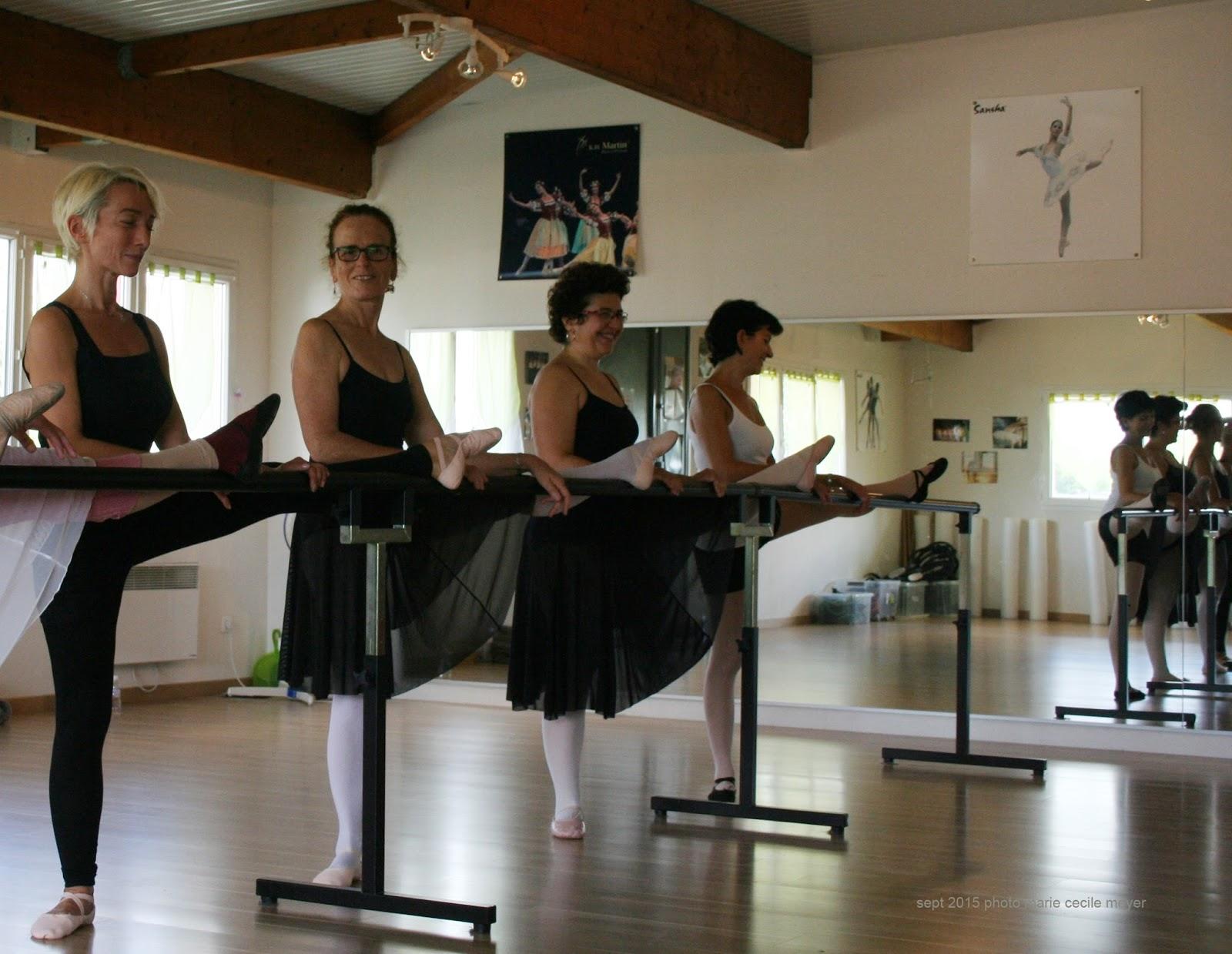 Eclosion b atrice carrasco maitre de danse empire for Cours de danse classique pour adulte