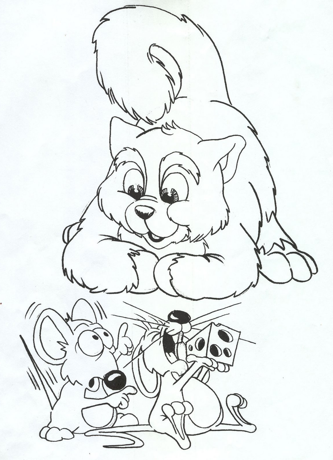 Printable Coloring Pages: October 2012