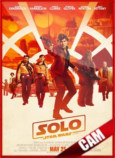Han Solo: Una historia de Star Wars (2018) | CamRip Latino HD GDrive 1 Link