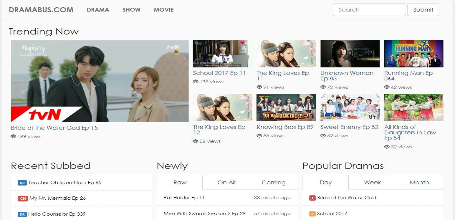 10 BEST WEBSITES TO WATCH KOREAN DRAMAS FOR FREE