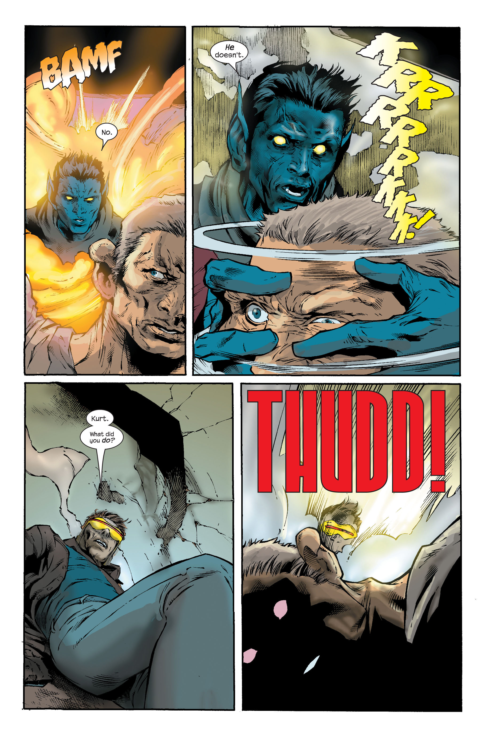 Read online Ultimate X-Men comic -  Issue #83 - 14