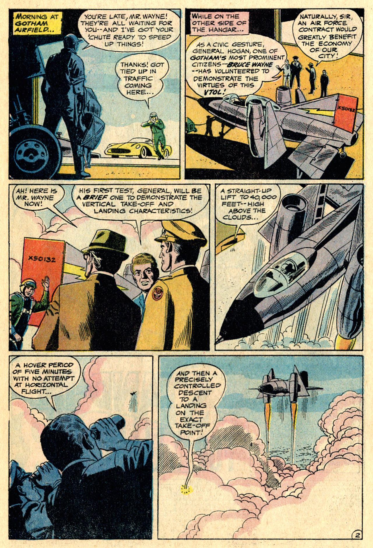 Detective Comics (1937) 386 Page 3