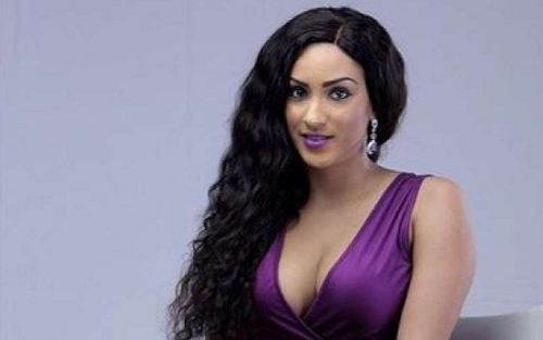 Ghanaian Actress Juliet Ibrahim Says She Is Ready To Love Again.