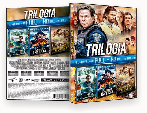 FILMES 3X1 – TRILOGIA FULL HD – VOL.1 – ISO