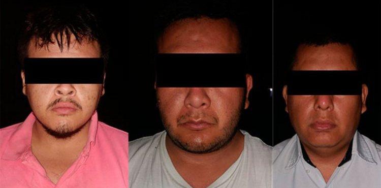 """Caen tres integrantes de la """"Z- 35"""" en Veracruz"""