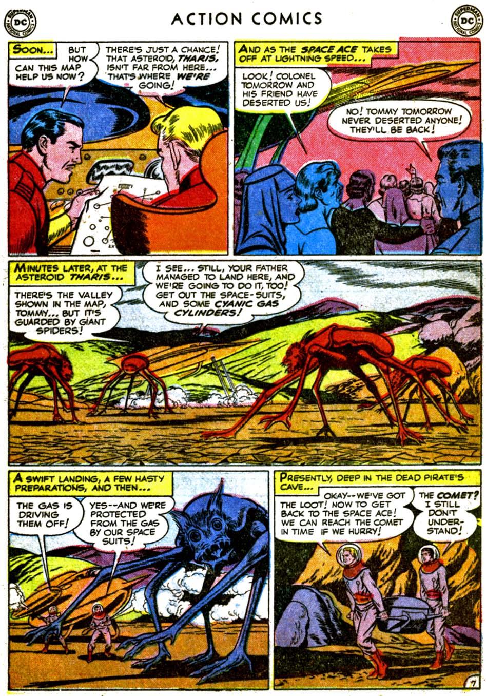 Action Comics (1938) 161 Page 22
