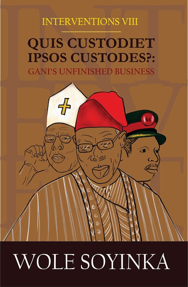 Soyinka Exposed Obasanjo As The Nation's Biggest Hypocrite.