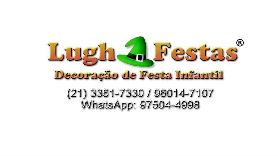 Festa infantil - Lugh Festas - Decoração de festa de aniversário infantil - mesas decoradas