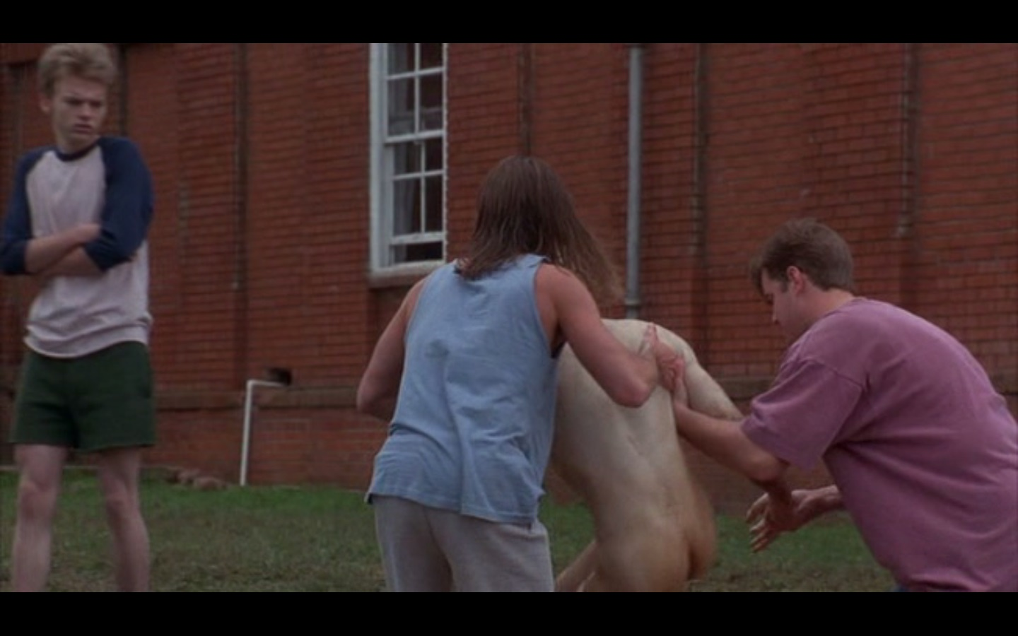 Here not sean patrick flanery nude similar