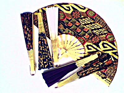 Kipas tangan Batik
