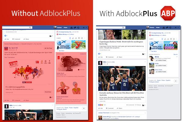Adblock Plus - MichellHilton.com