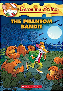 Geronimo Stilton: The Phantom Bandit