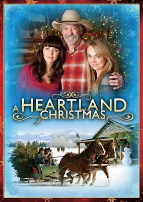 A Heartland Christmas Poster