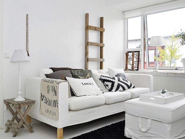 Una pizca de hogar casa moderna low cost y vintage for Dormitorio vintage moderno