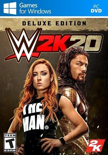 wwe 2k20 digital deluxe edition