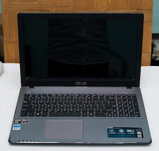 Jual Laptop Gaming  Asus X550DP-XX096D Bekas