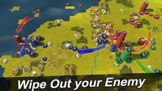 World Warfare V1.0.18 + Data apk update terbaru