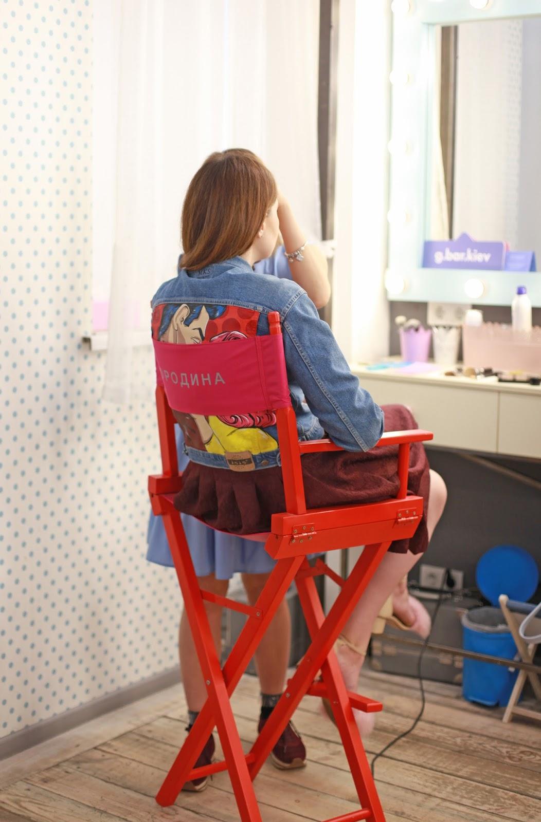 G bar киев, G bar отзывы, салон красоты, фешн блогер, beauty blogger