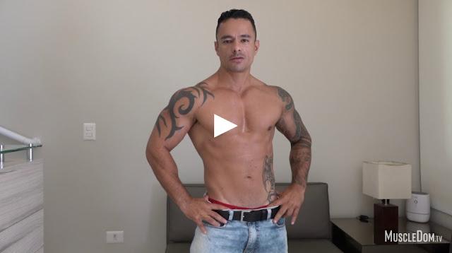 MuscleDom - Michael P.