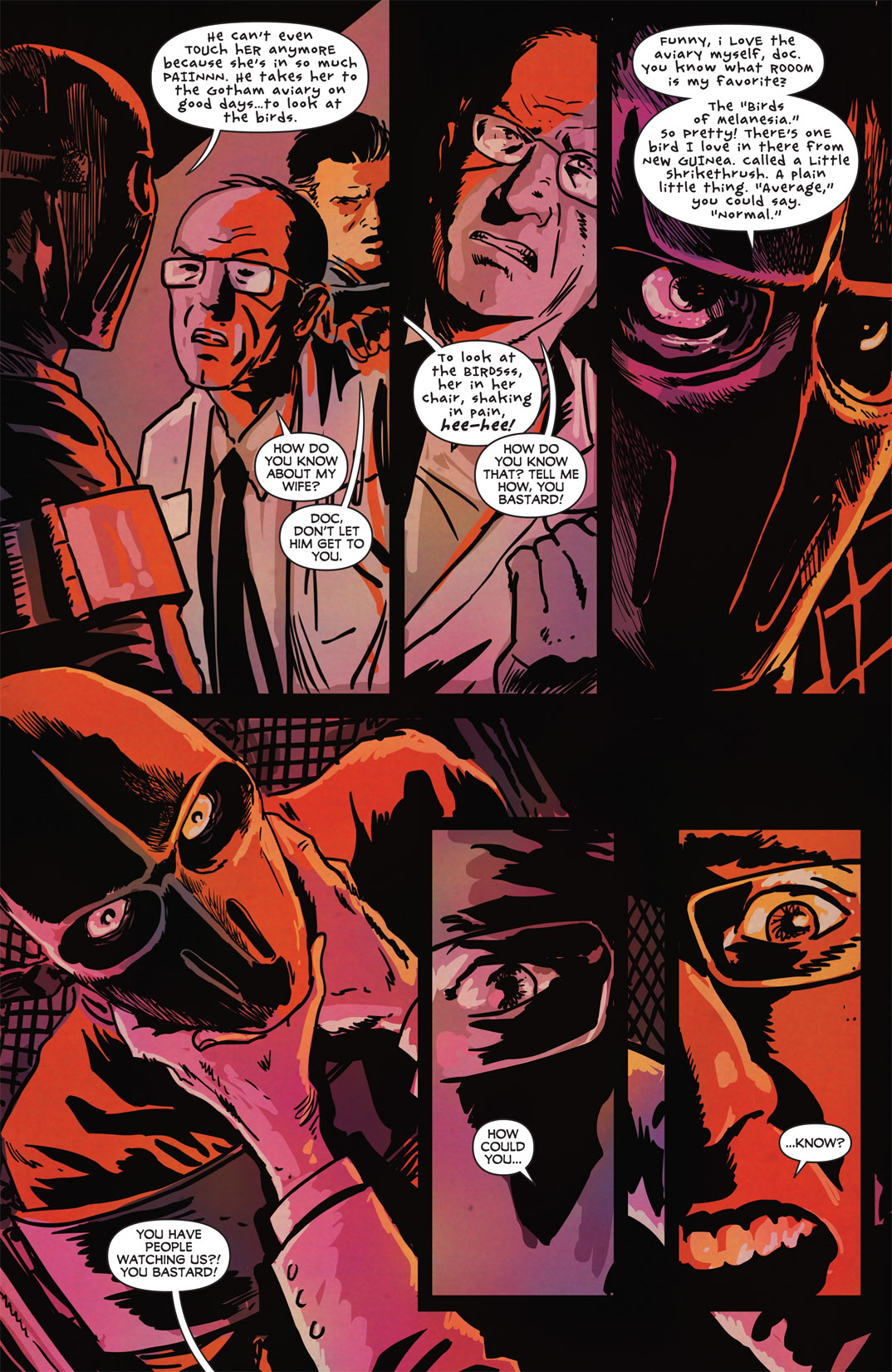 Detective Comics (1937) 879 Page 12