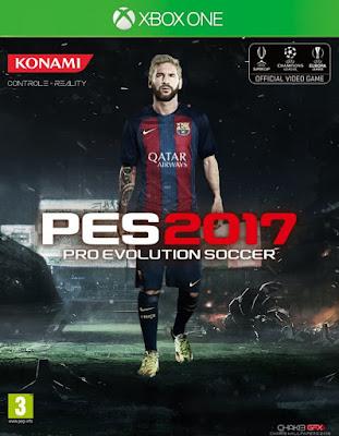 Game PES 2017 Full Version