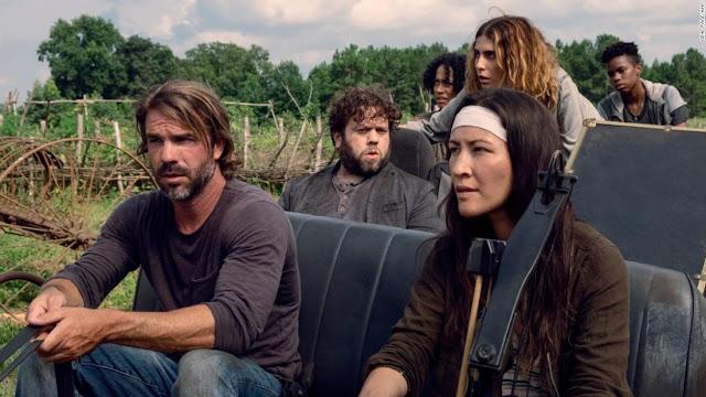 "The Walking Dead: S09E08  ""Evolution"""