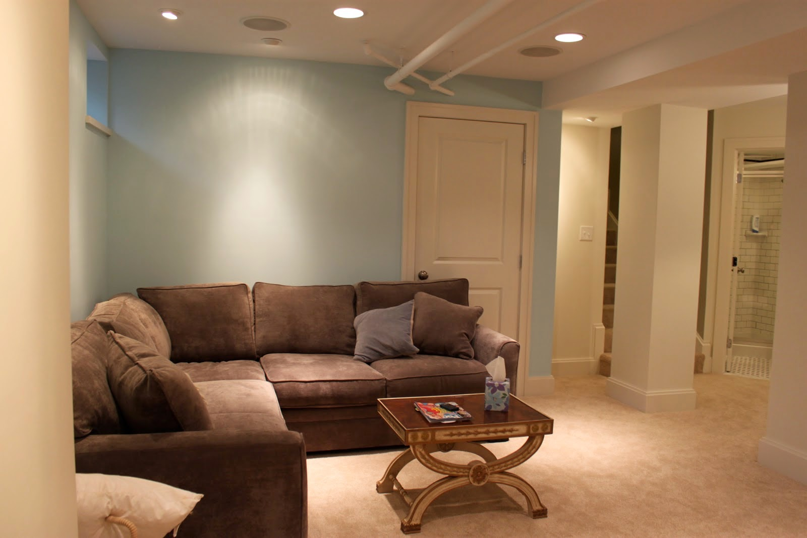 Small Basement Design Ideas 22 Surprisingly Small Basements Home Plans And Blueprints