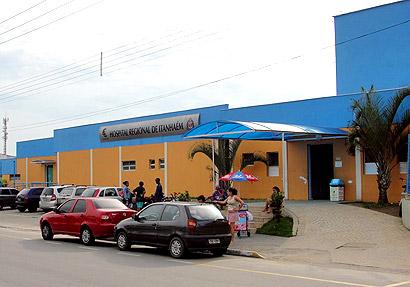 Funcionários do Hospital Regional de Itanhaém paralisarão atividades na próxima semana