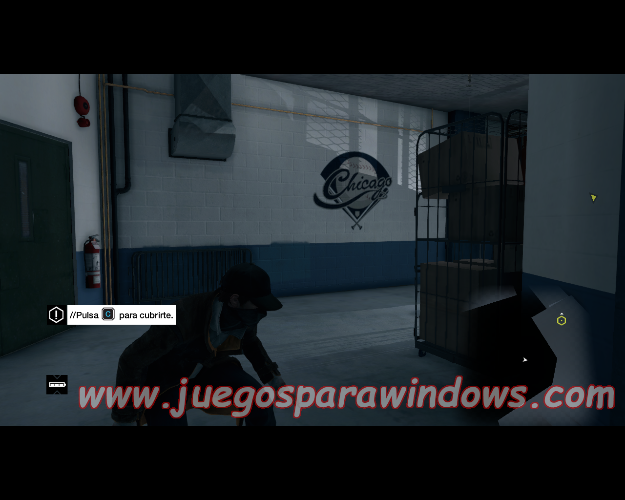 Watch Dogs Full PC ESPAÑOL Descargar (RELOADED) UPDATE v1.03.471 21