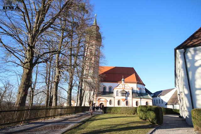 wandern münchen - herrsching zum kloster andechs - outdoor blog bma