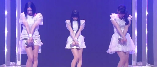 "Perfume perform ""Spring of life"" on Music Japan 