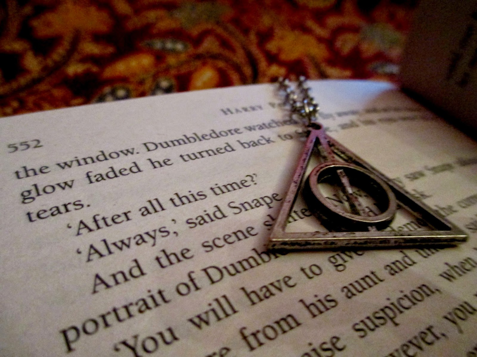 Strangeness And Charms Impressions Always A Potterhead