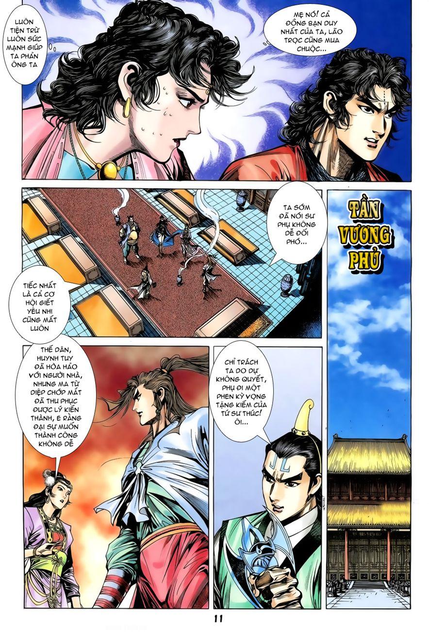 Đại Đường Uy Long chapter 73 trang 11