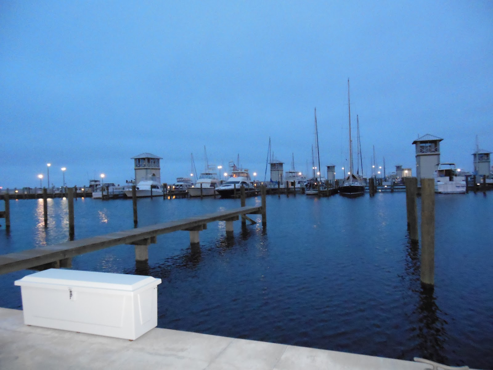Shopping In Biloxi Ms >> S/V La Strada: Gulfport Small Craft Harbor Gulfport, MS