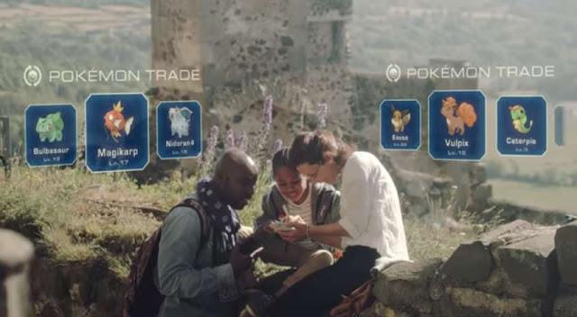 Seorang gamer Pokemon Go ungkap kode penting yang ada di dalam Game